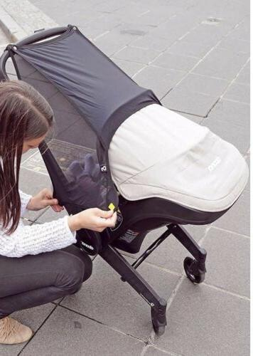 Doona Infant Weather Shield Sunshade Extension Attachment