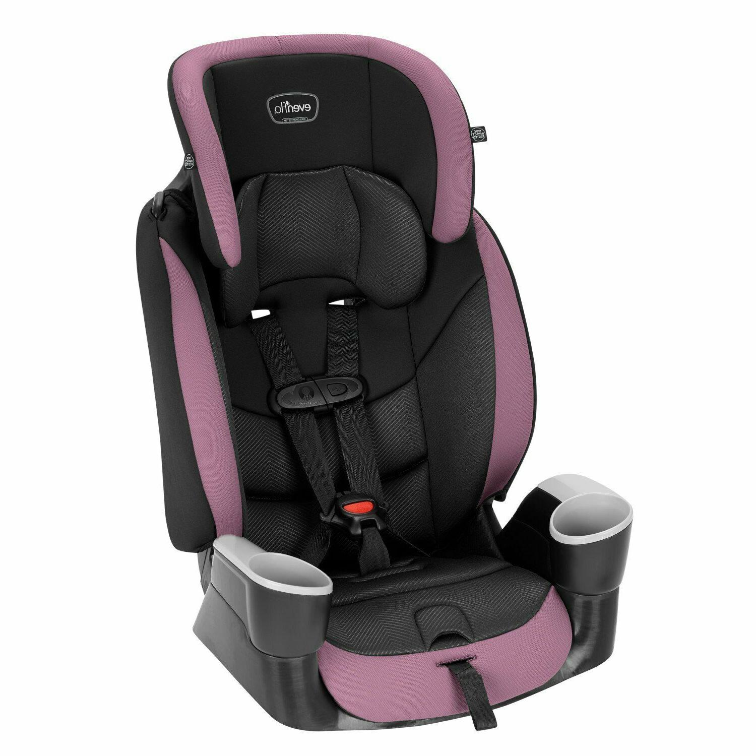 Evenflo Maestro Sport Harness Booster Car Seat, Whitney Safe
