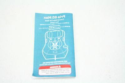 Maxi-Cosi Max Extended Weight Convertible Car Seat