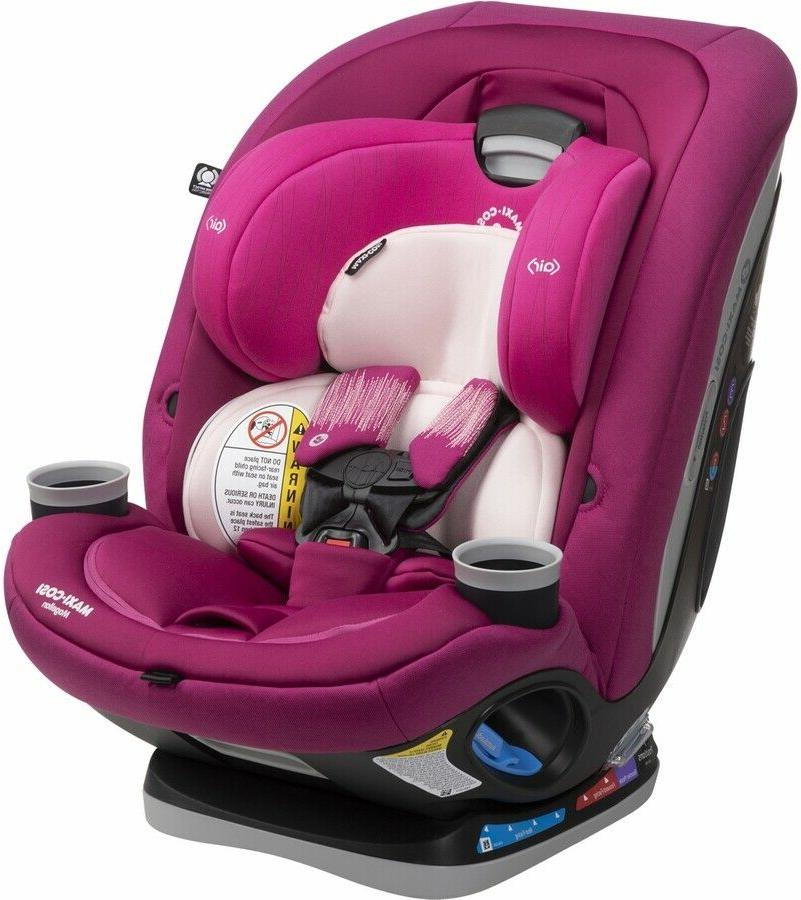 Maxi-Cosi Convertible SafetyFrequency Pink