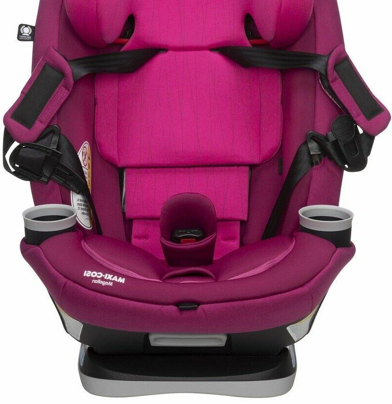 Maxi-Cosi XP All-in-One Convertible Car Seat SafetyFrequency Pink