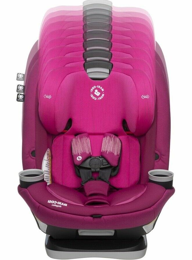 Maxi-Cosi XP Convertible Seat SafetyFrequency Pink