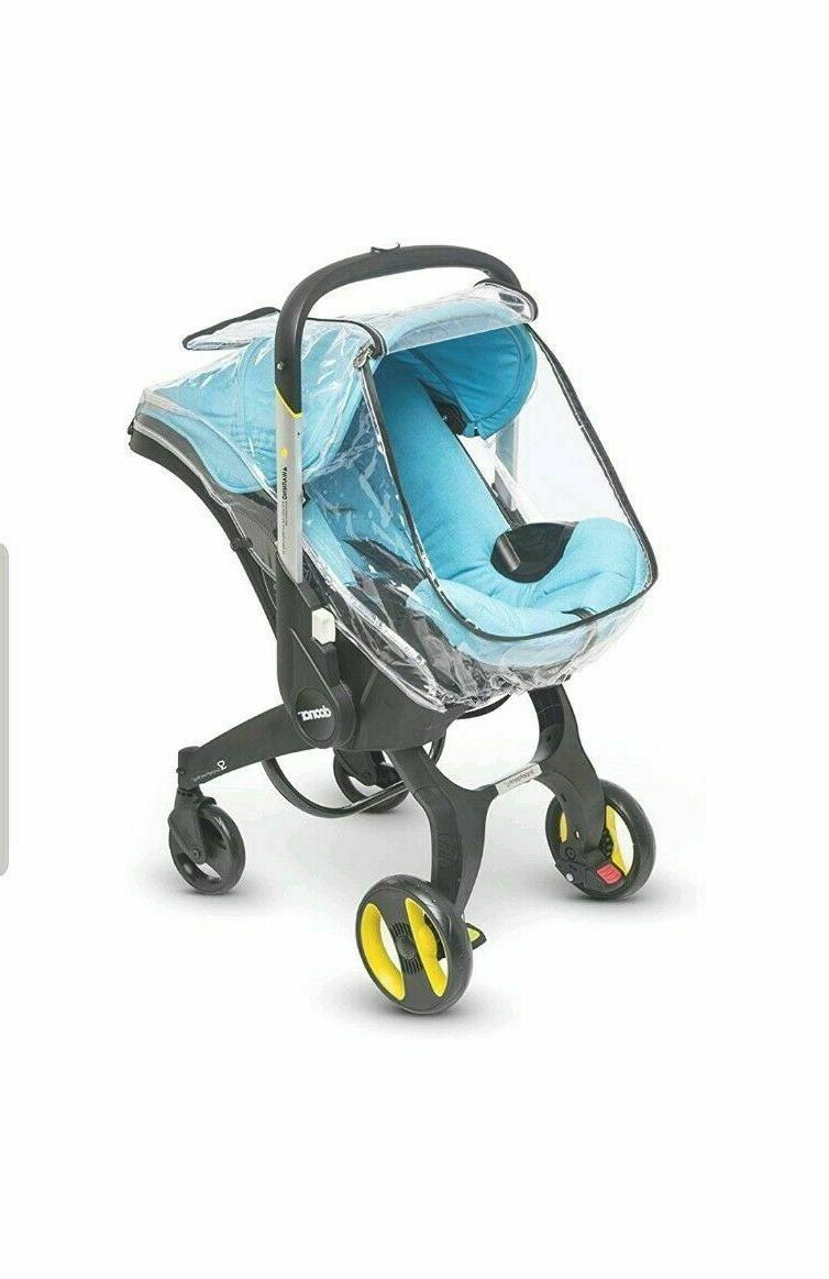 NEW! Doona Baby Stroller Car Seat Dust Wind Canopy