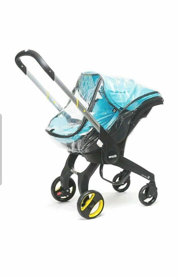 NEW! Baby Car Seat Dust Wind Canopy