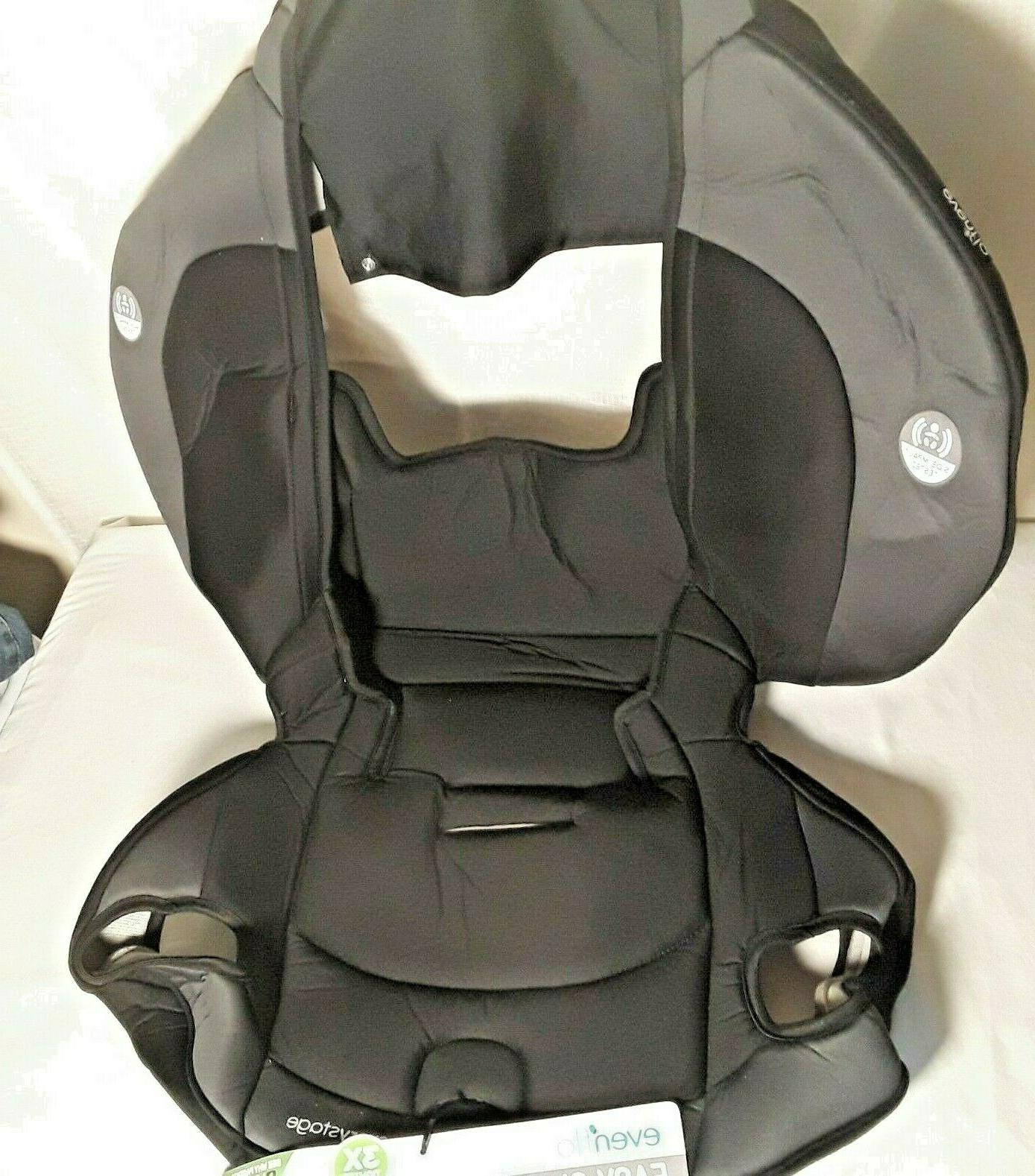 new everystage dlx convertible car seat fabric