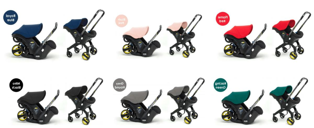 NEW Pram Car & Latch Travel