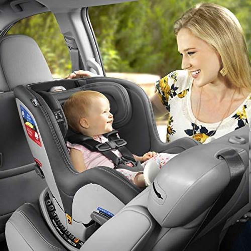 Chicco NextFit Car Seat, Black