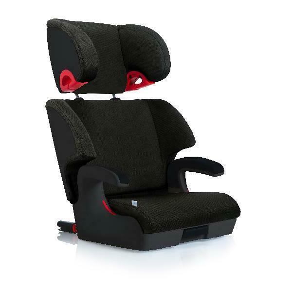 oobr high back booster car seat converts
