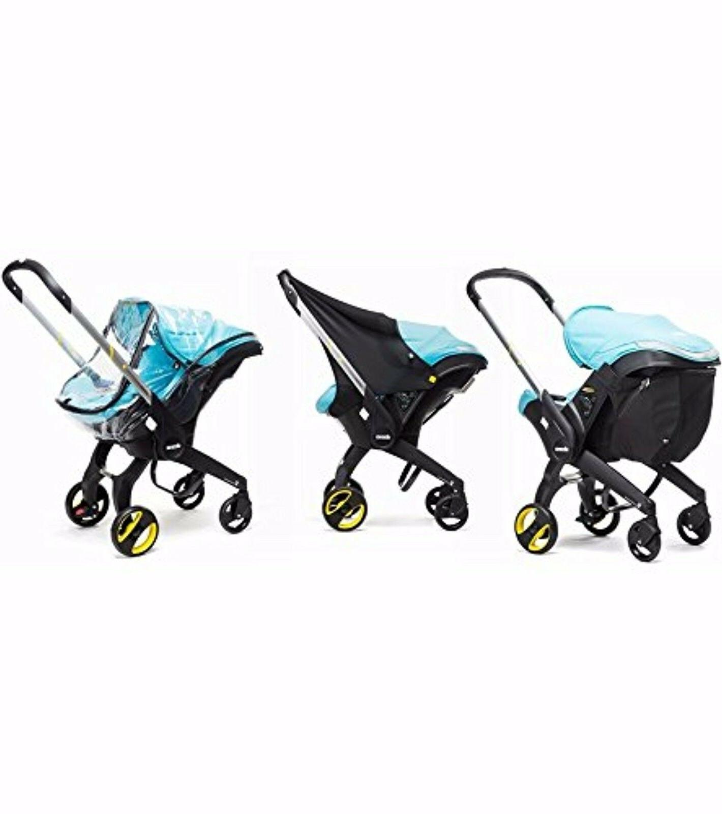 Pram Doona 5 Pc Set - CAR PLUS Set SHIP