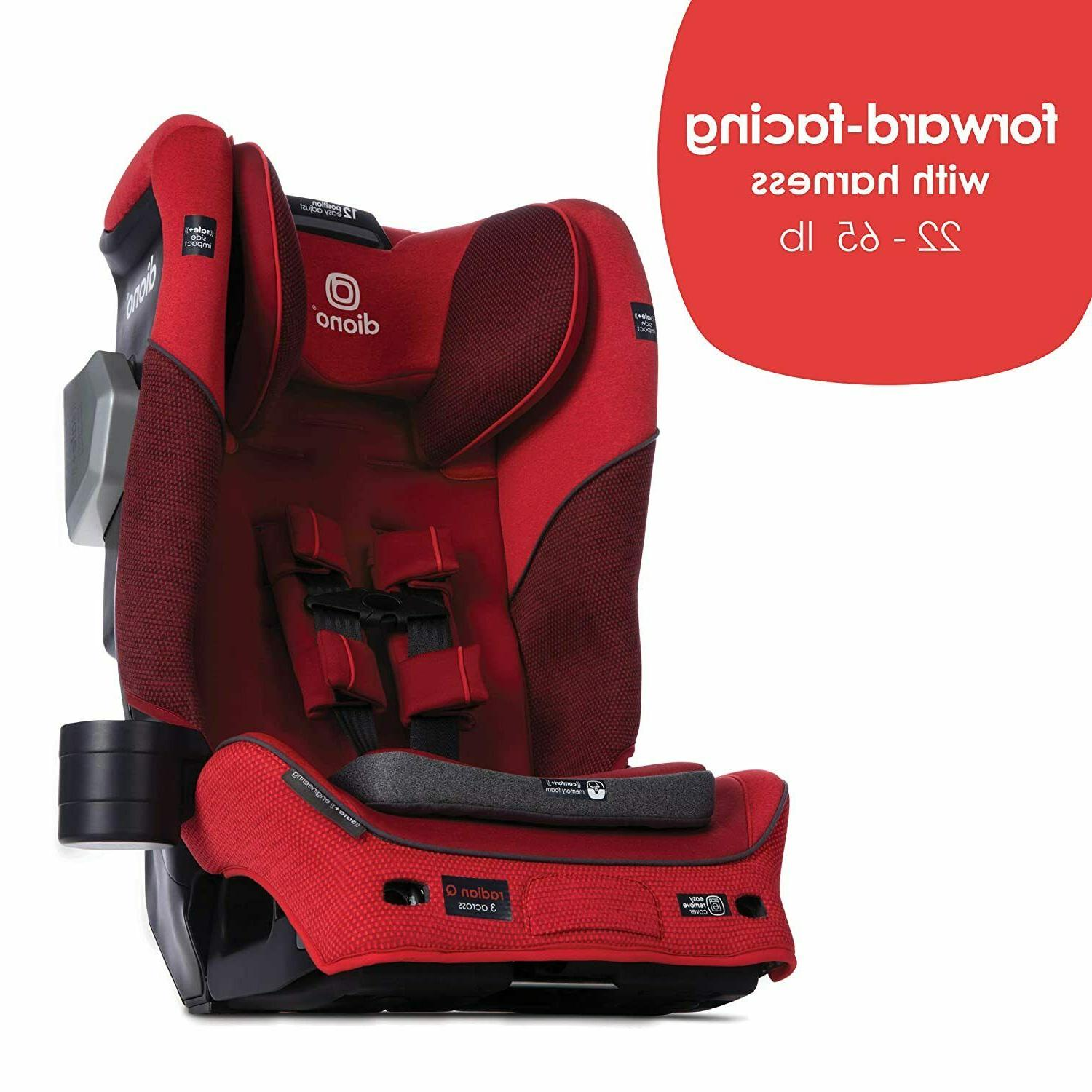Diono All-In-One Booster Safety Car Seat