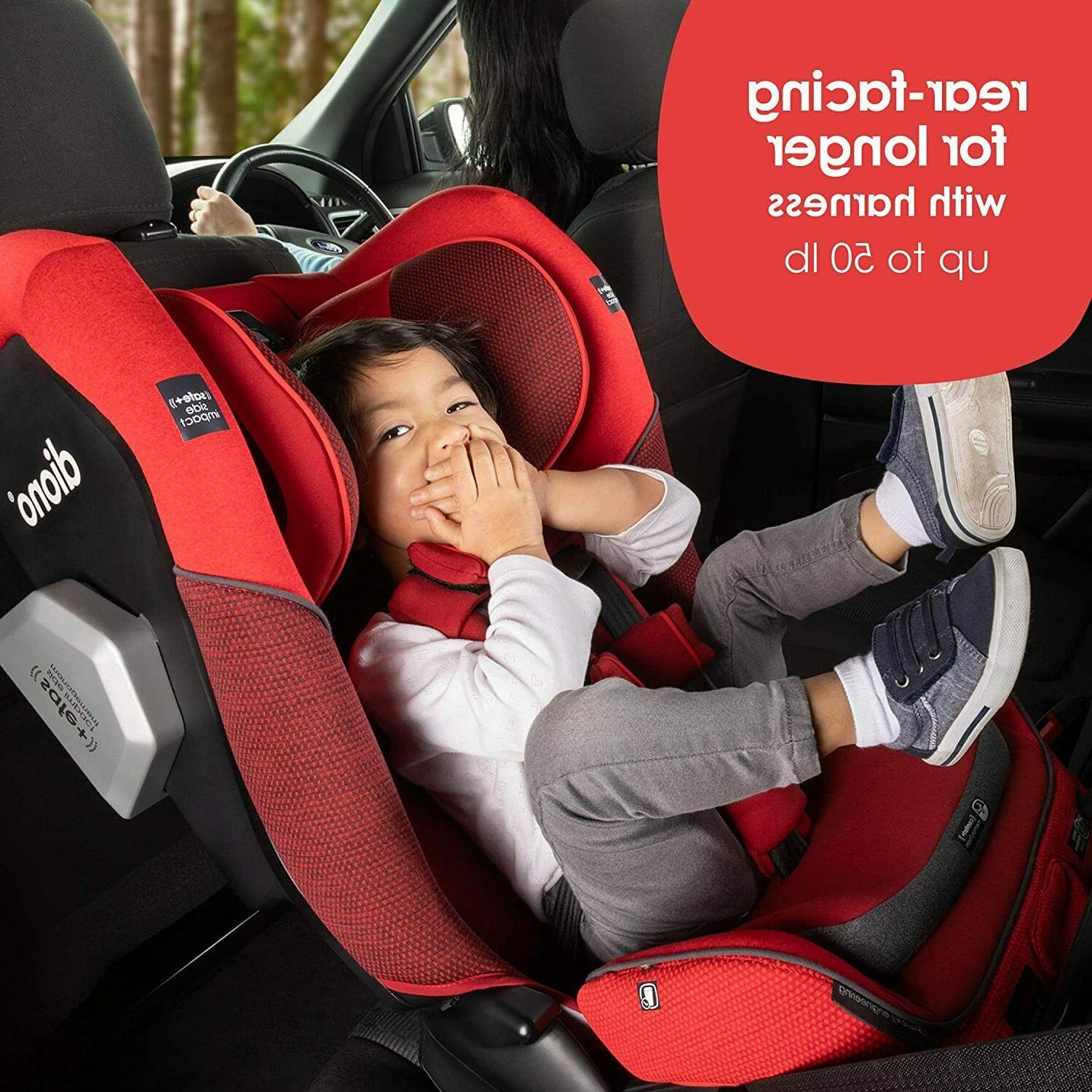 Diono Radian Booster Seat Red