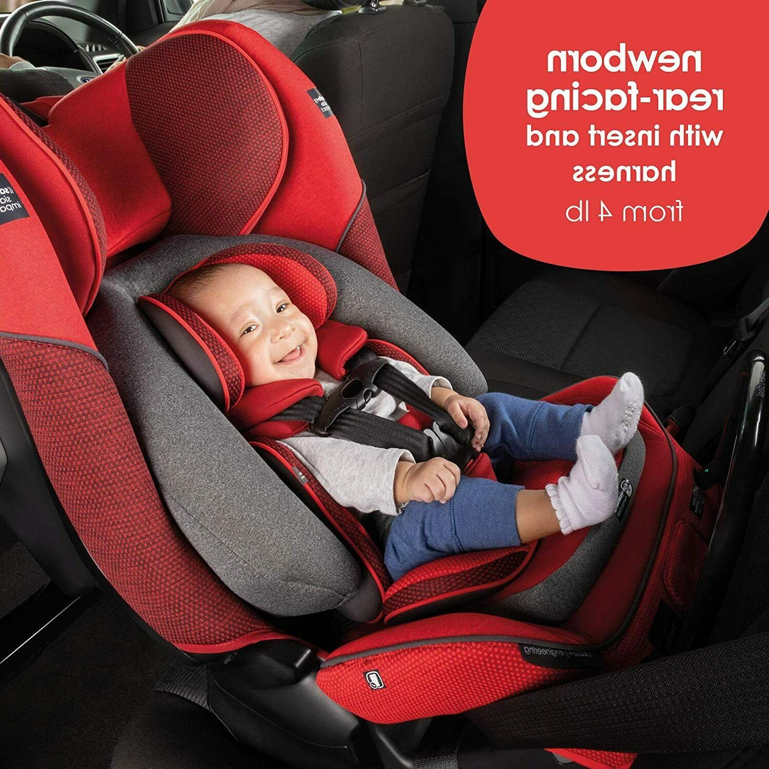 Booster Seat Red