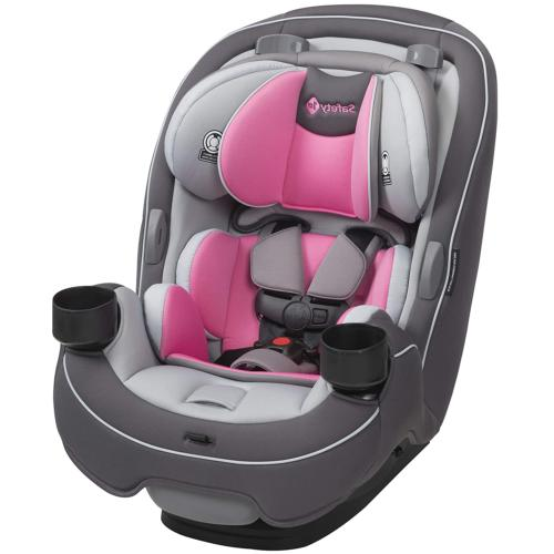 Safety 1?? Go 3-in-1 Car Seat Carbon Rose Newborn Grow