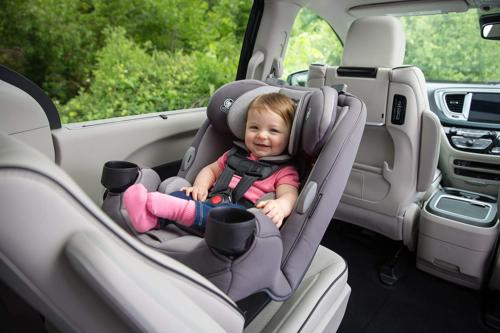 Safety and Go 3-in-1 Seat Carbon Rose Baby Newborn