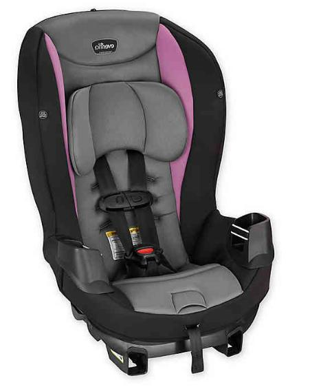 sonus convertible car seat brand new free
