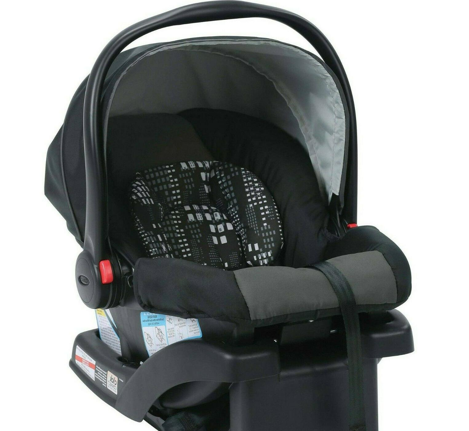 travel safety convertible infant baby canopy car