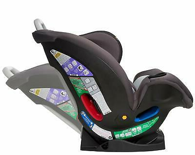 Safety 1st Ultramax 360 4-in-1 Car Seat, Raven