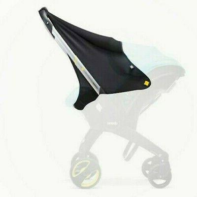 weather shield sunshade extension attachment for infant