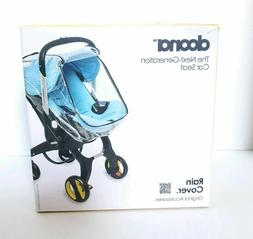 NEW! Doona Baby Stroller Car Seat Rain Cover Dust Wind Canop