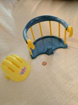 NEW * BICYCLE SEAT & HELMET SET for Bitty Baby American Girl