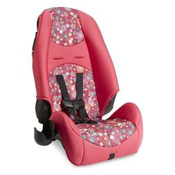 NEW Girls 5 Point Harness Booster Car Seat Floral Cosco Todd