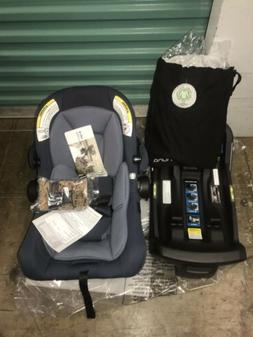 NEW!!! Nuna Pipa Lite LX Infant Car Seat and Base,  Aspen Bl
