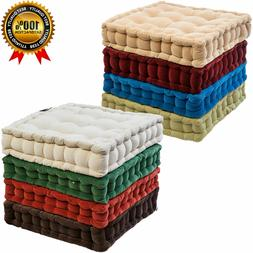 NEW SOFT LUXURY BOX PADDED SEAT BOOSTER CUSHIONS THICK CUSHI