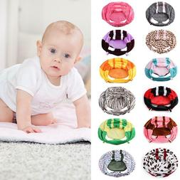 Portable Infants Sofa Support Seat Cover Baby Plush Chair Le