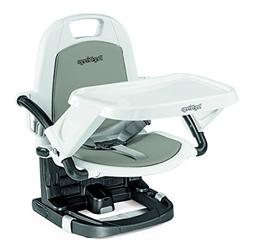 Peg Perego Rialto Ice Grey Chair Booster Seats Or Table Hook