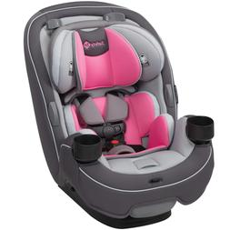Safety 1?? Grow and Go 3-in-1 Convertible Car Seat Carbon Ro