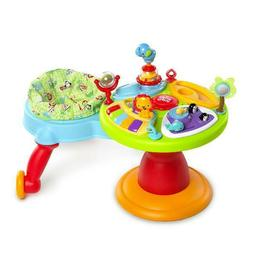 Seat Rotates 360 Degrees Baby Walker Rotates Around Activity