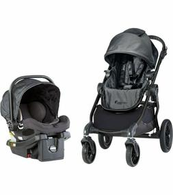 Baby jogger select city travel system - charcoal