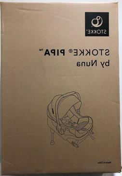 Stokke PIPA by Nuna Child Safety Infant Car Seat & Base Blac