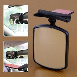 Toddler  Child Safety  Convex  Facing Back Rear View Car Sea