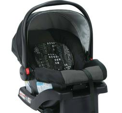 Travel Safety Convertible Infant Baby Canopy Car Seat w Base