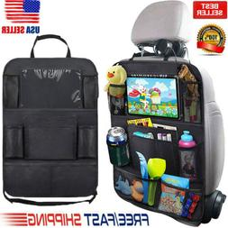 US Car Seat Back Protector Cover For Children Baby Kick Mat