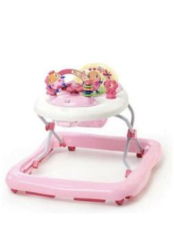 Bright Starts Walk-A-Bout Baby Walker Juneberry Delight